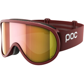 POC Retina Clarity Goggles Lactose Red/Spektris Rose Gold